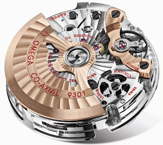 Calibre Omega Co-Axial 9301