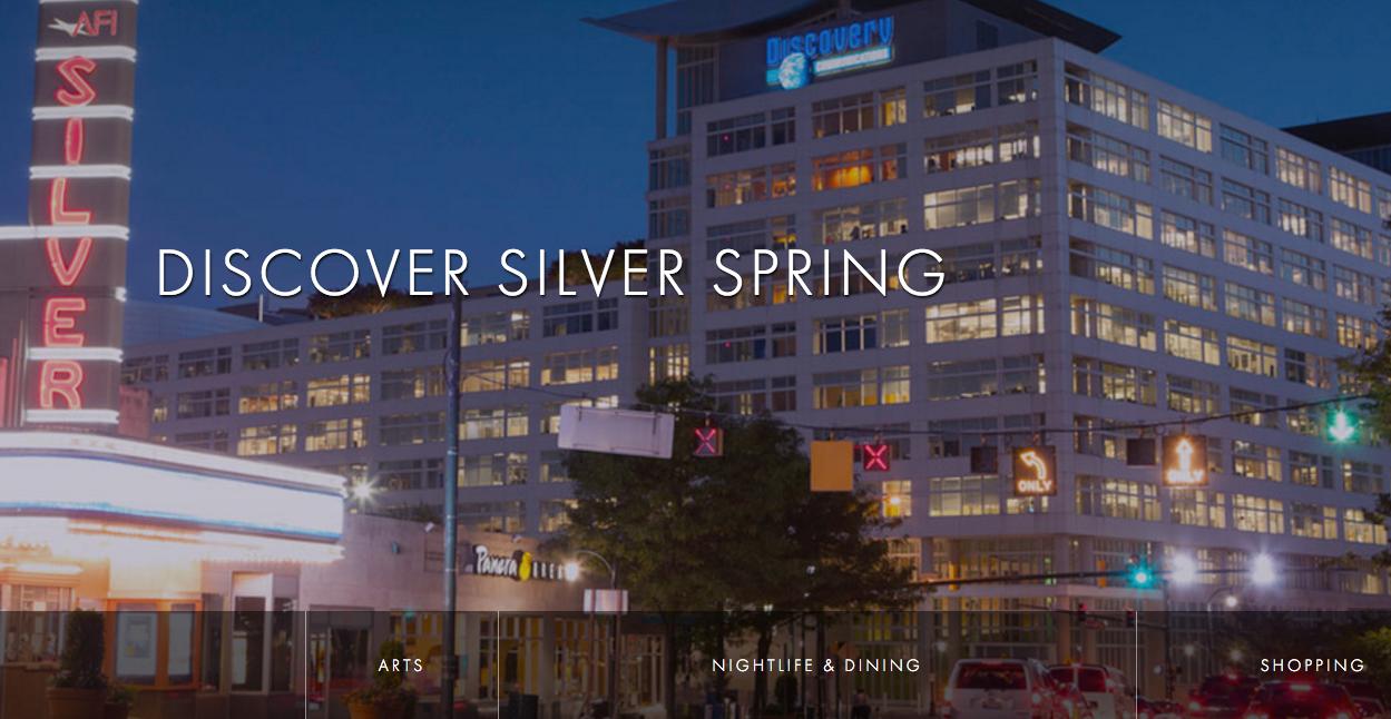 Discover Silver Spring