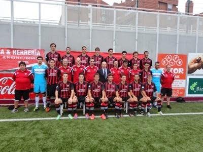 ARENAS CLUB DE GETXO  2013-14