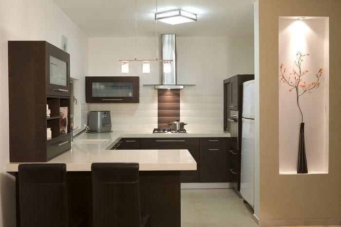 Cocinas modernas galer a de fotos - Fotografias de cocinas ...