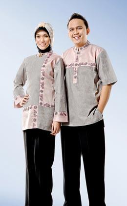 Pembelian Busana Muslim baik Laki-laki maupun Wanita dengan trend