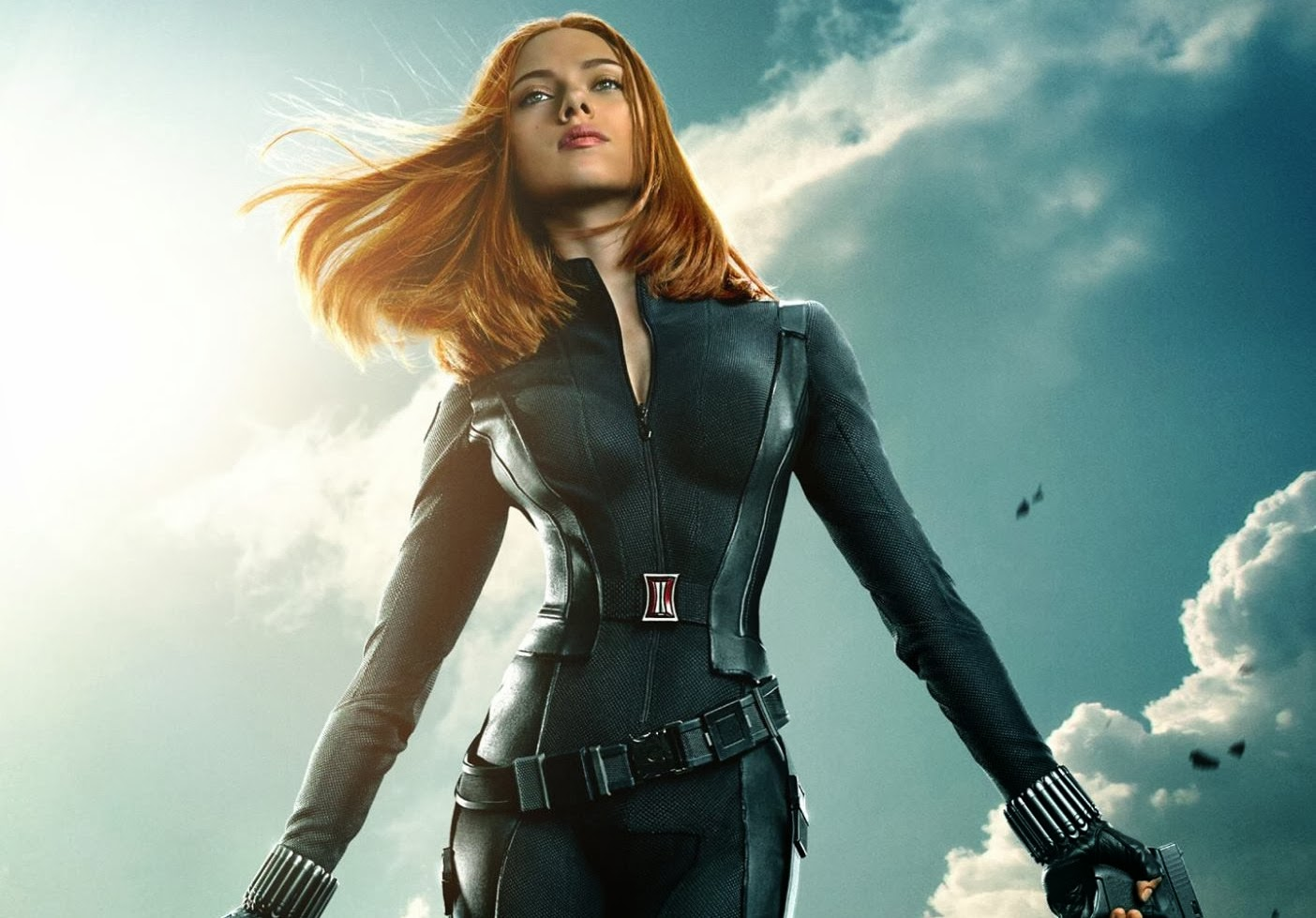 Captain America: The Winter Soldier - Character Poster Series & Big Game Teaser