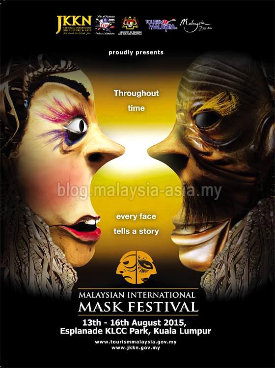 International Mask Festival Malaysia 2015