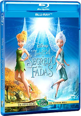 Filme Poster Tinker Bell - O Segredo das Fadas BDRip XviD Dual Audio &amp; RMVB Dublado
