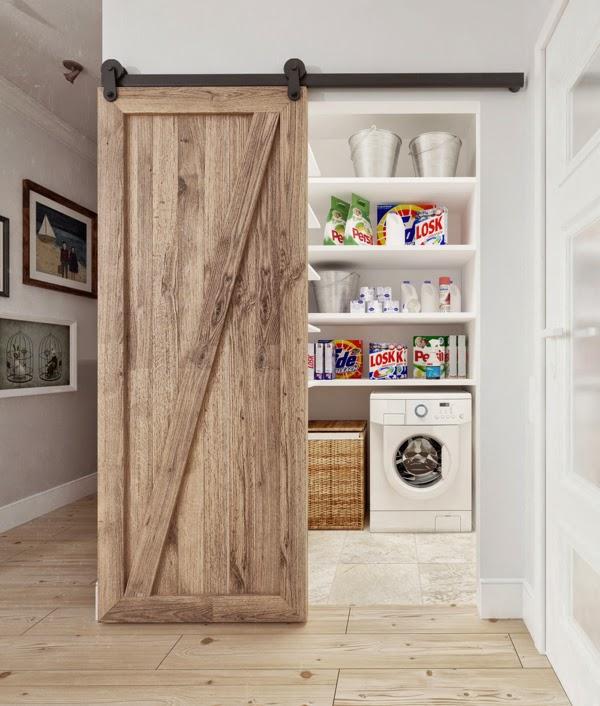 Muebles Para Baño Santa Fe:ESTILO RUSTICO: Puertas Rusticas de Madera / Rustic Style Wood Doors