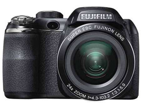 Review Kamera Fujifilm FinePix S4500