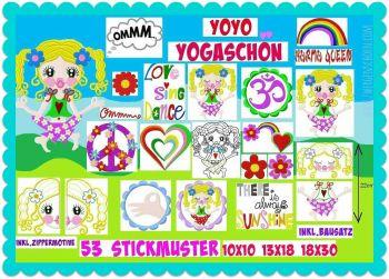 YOYO YOGASCHÖN♥♥♥