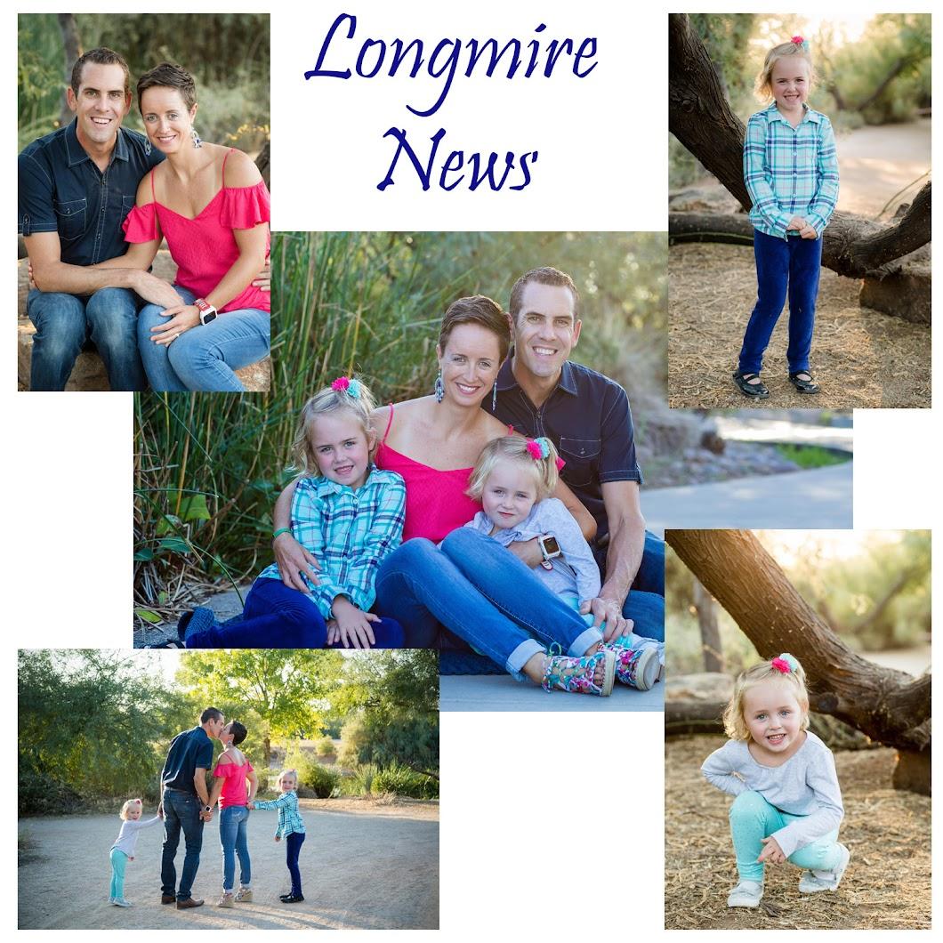 Longmire News