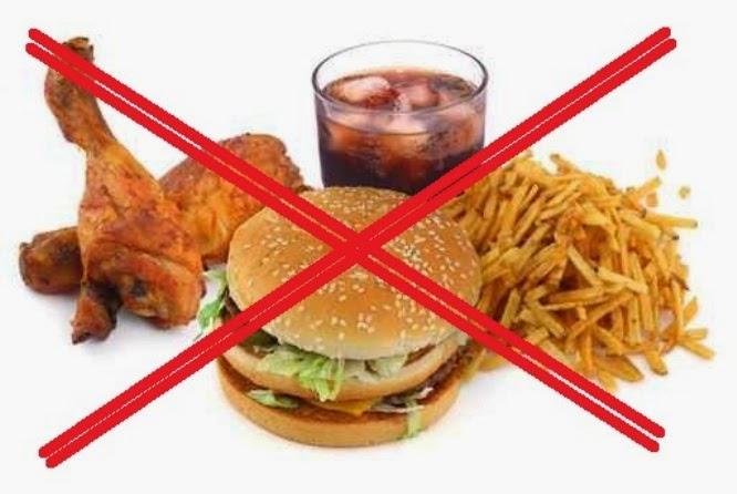 Hindari Makanan dan Minuman ini Selama Bulan Puasa