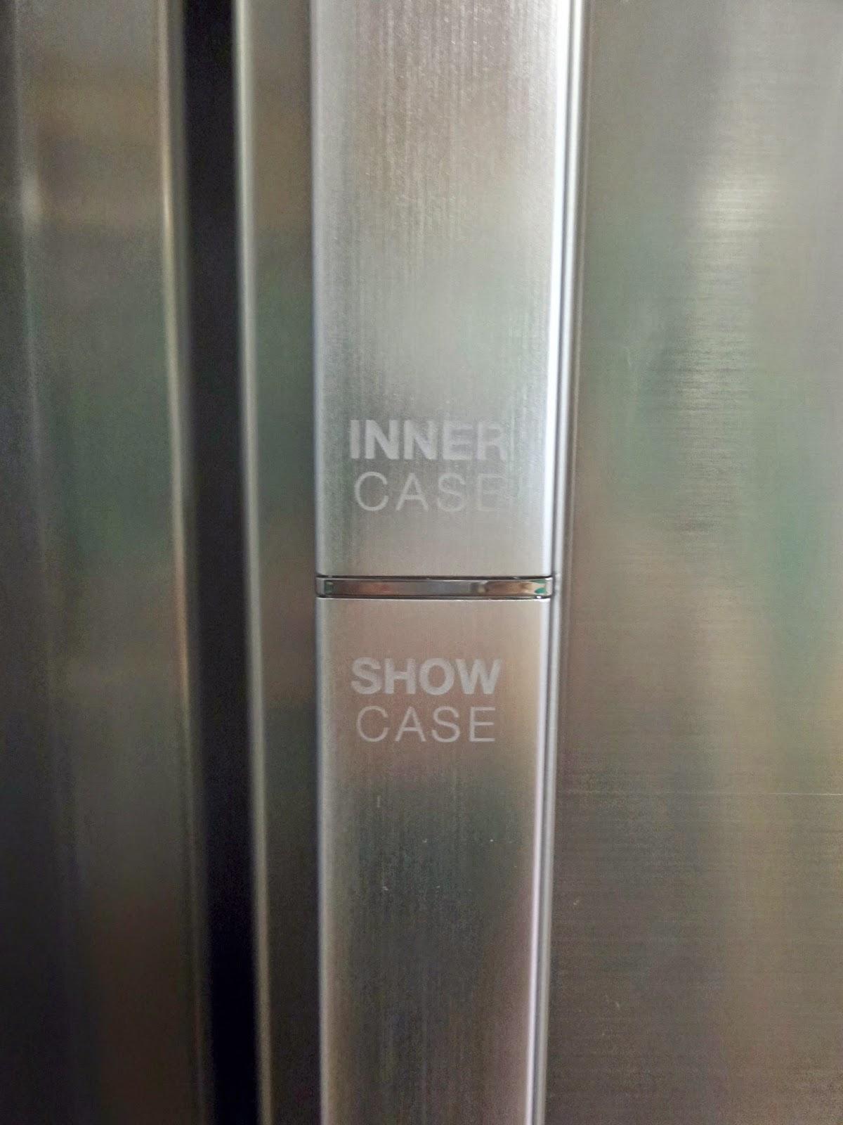 inner case and show case door handles