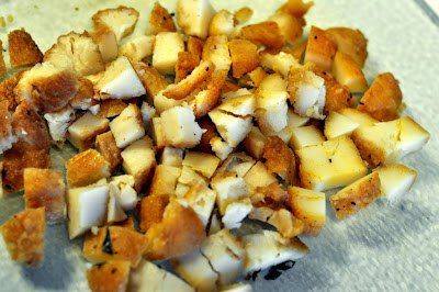 Chopped Roasted Potatoes - Photo by Taste As You Go