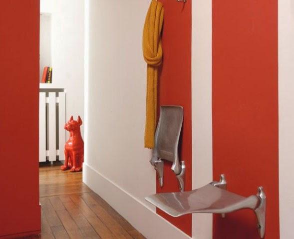 10 id es originales pour peindre son int rieur blog d co mydecolab. Black Bedroom Furniture Sets. Home Design Ideas