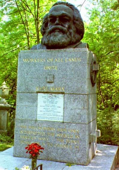Túmulo de Marx