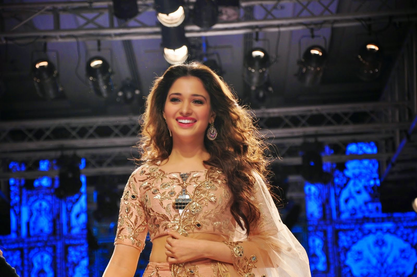Tamanna Latest Photos At Lakme Fashion Week 2015 | Gallery