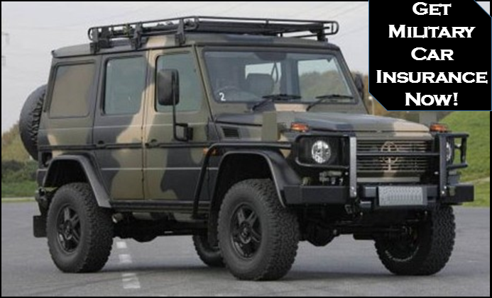 Apply Now For Military Car Insurance Quotes