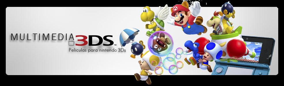 Películas para 3DS