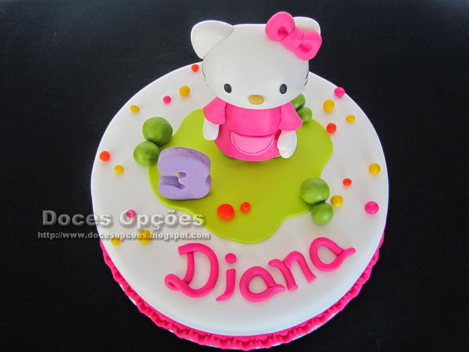 bolo kitty bragança doces opções
