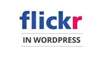 How to Add a Flickr Widget In WordPress Blog