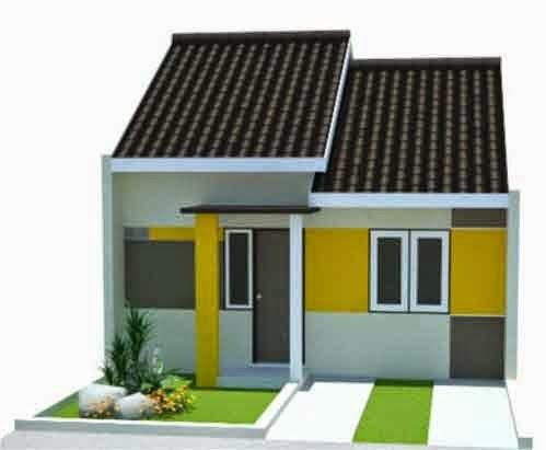 Model Rumah Type 36 Tahun 2014 - Gbr2