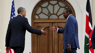 China uses 'stadium diplomacy' to compete with Obama for Kenya's affections