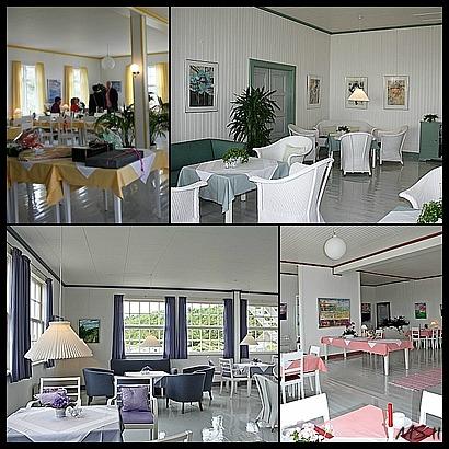Strik, mad og andet godt i havtornens rige.: svinklØv badehotel.
