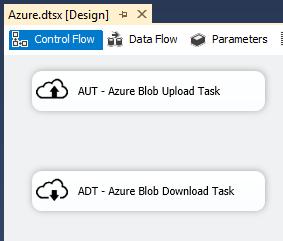 Microsoft SQL Server Integration Services: Azure Upload and Download