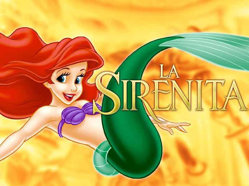 Imagenes de la Sirenita
