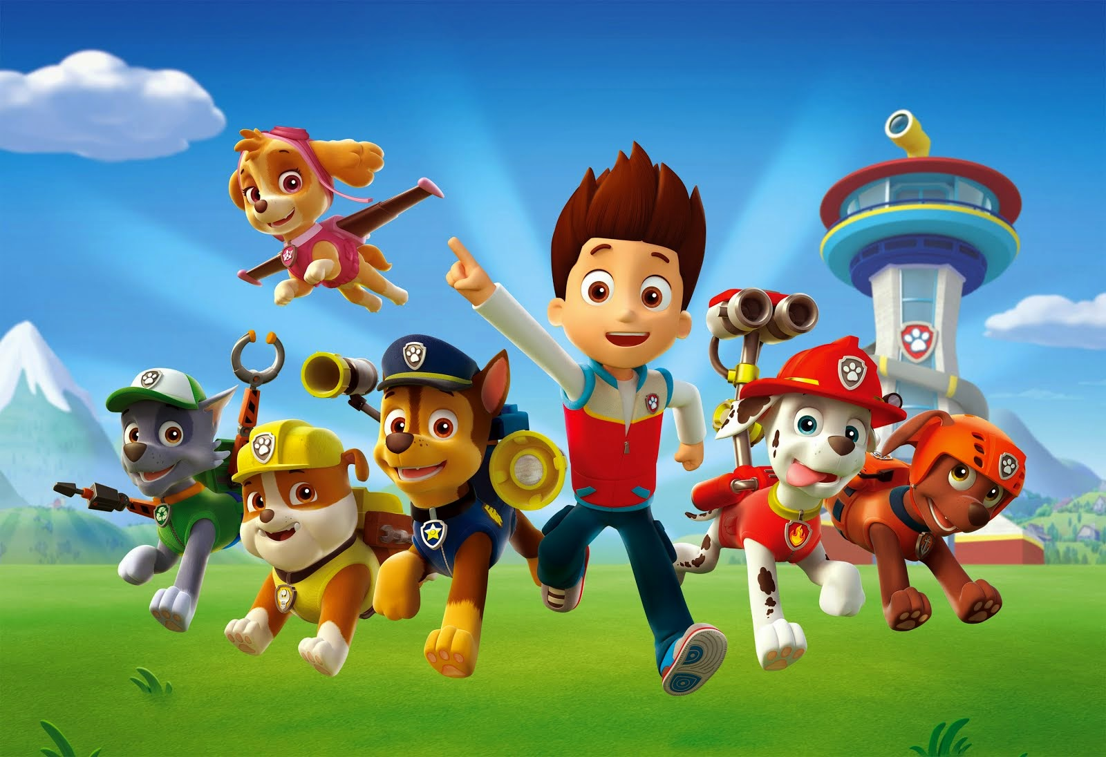 Paw Patrol New Series!