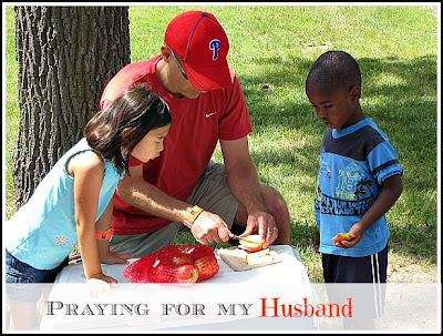 Praying Husband Catholic