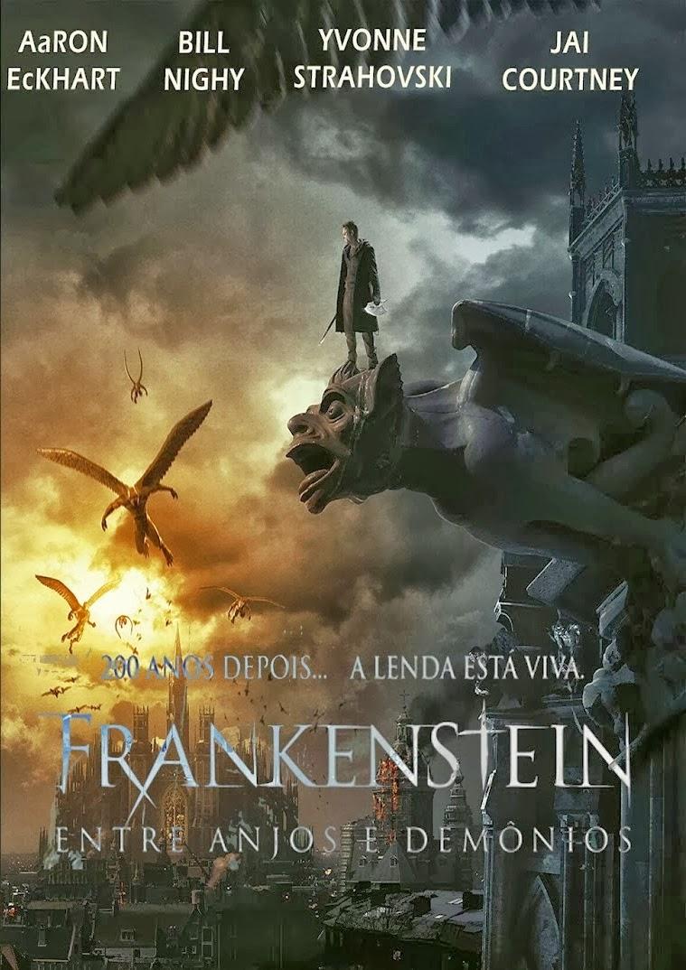 Frankenstein – Entre Anjos e Demônios Dublado 2014