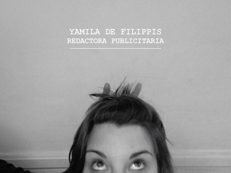 Yamila De Filippis - Redactora