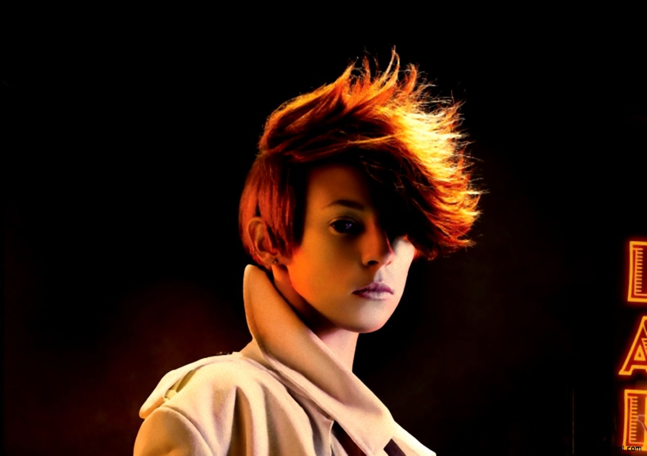 Wallpapers La Roux Hd Sin City 15556608 1418x1000  1555661 la roux