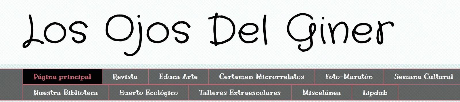 LOS OJOS DEL GINER