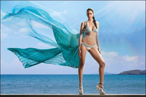 Hot Pics from KINGFISHER CALENDAR 20121 - Hot KINGFISHER CALENDAR 2012 Pics