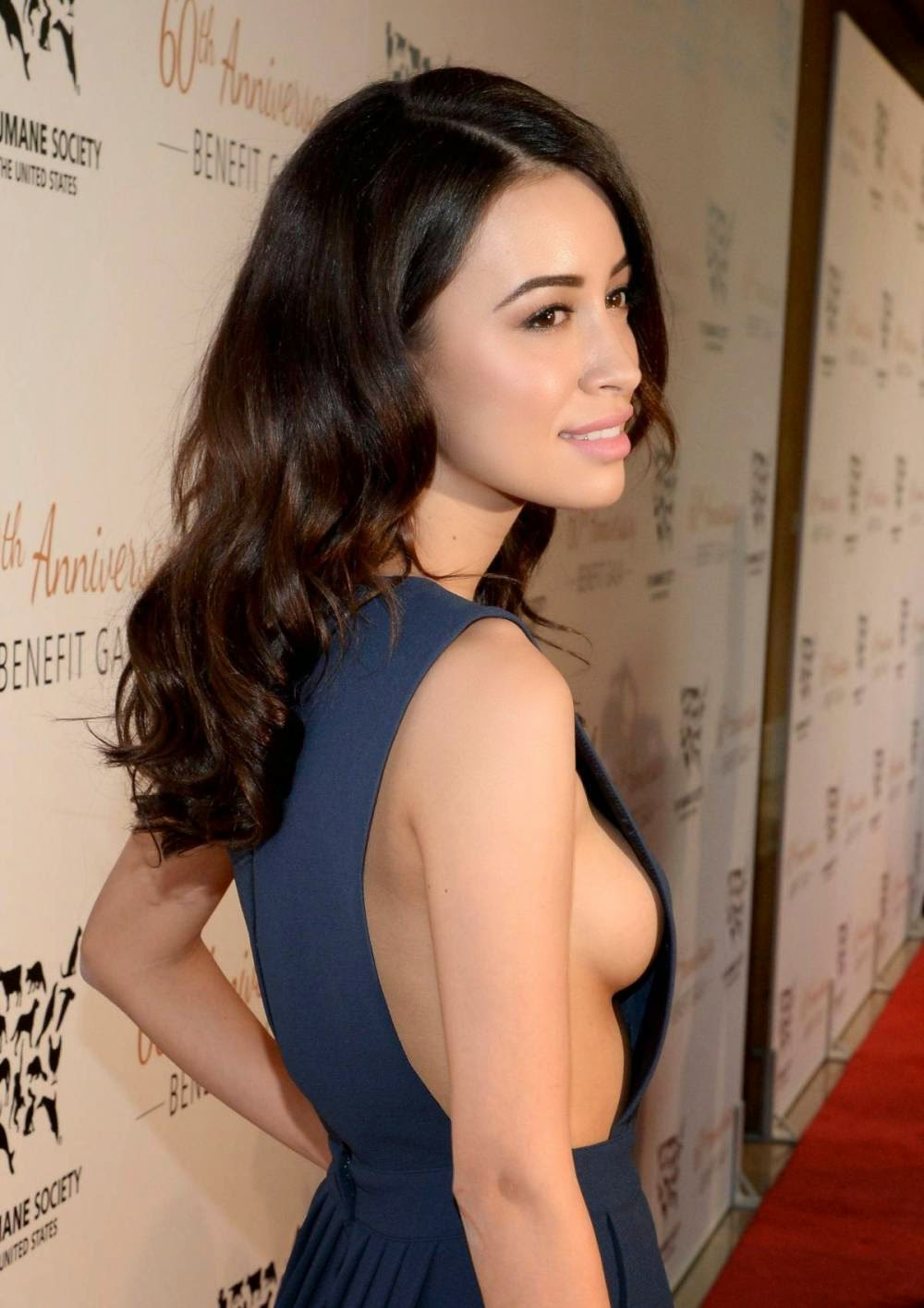 Christian Serratos sexy nude necessary words