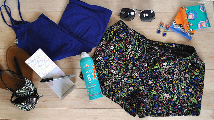 Concert-Going Essentials for The Modern Girl: Be an #Underwarrior + Be Prepared!