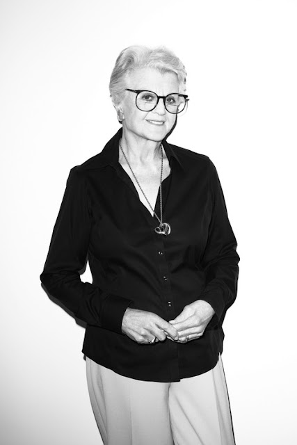 Angela Lansbury by Terry Richardson-2