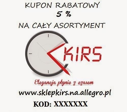 KUPON RABATOWY