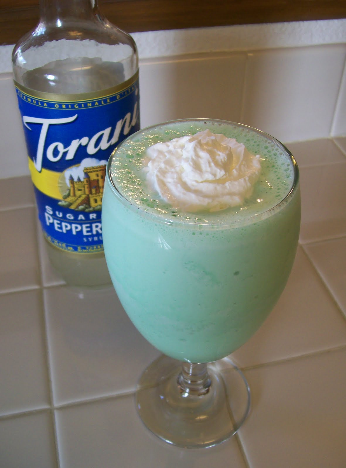 Healthy Shamrock Shake Eggface Protein Shake Recipes for Weight Loss ...