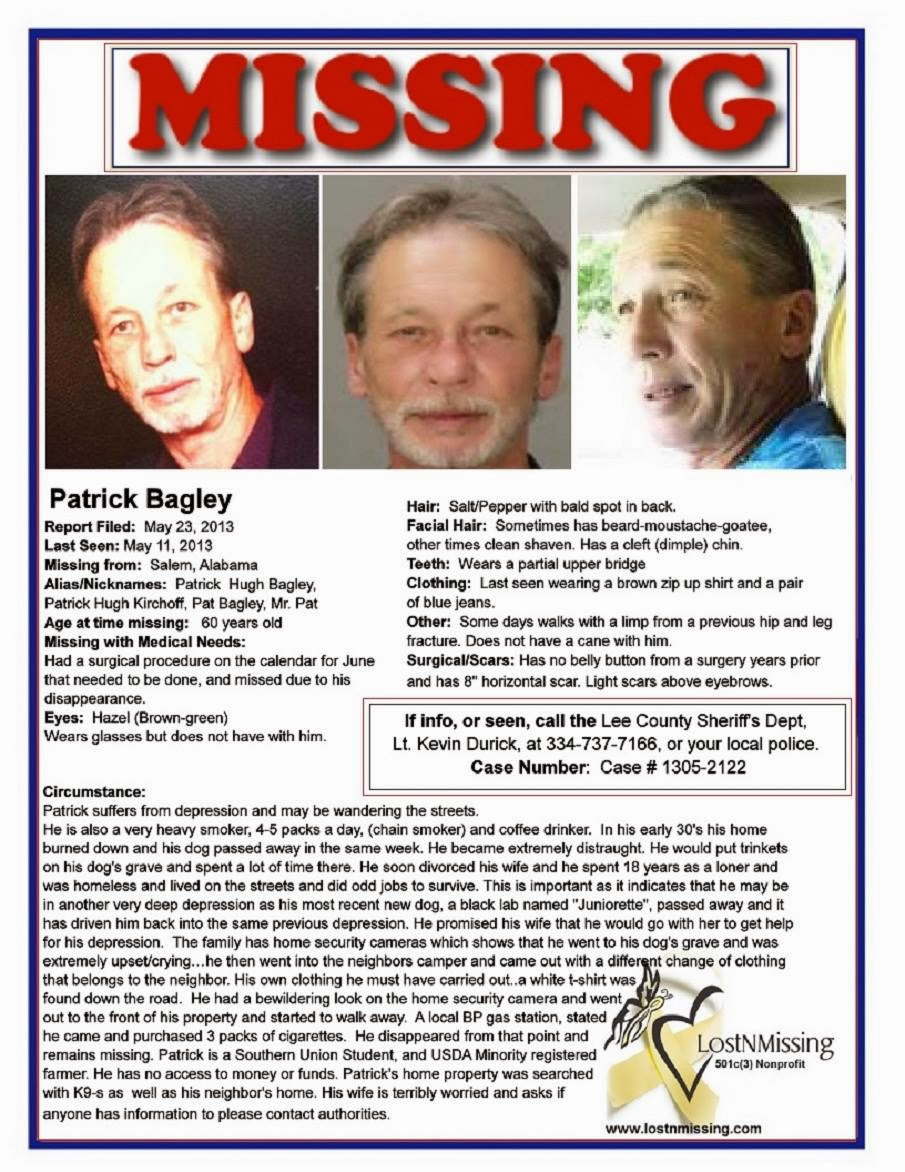 Missing Person Poster Generator  Missing Persons Poster Template