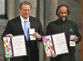 Change Makers Gore & Pachauri