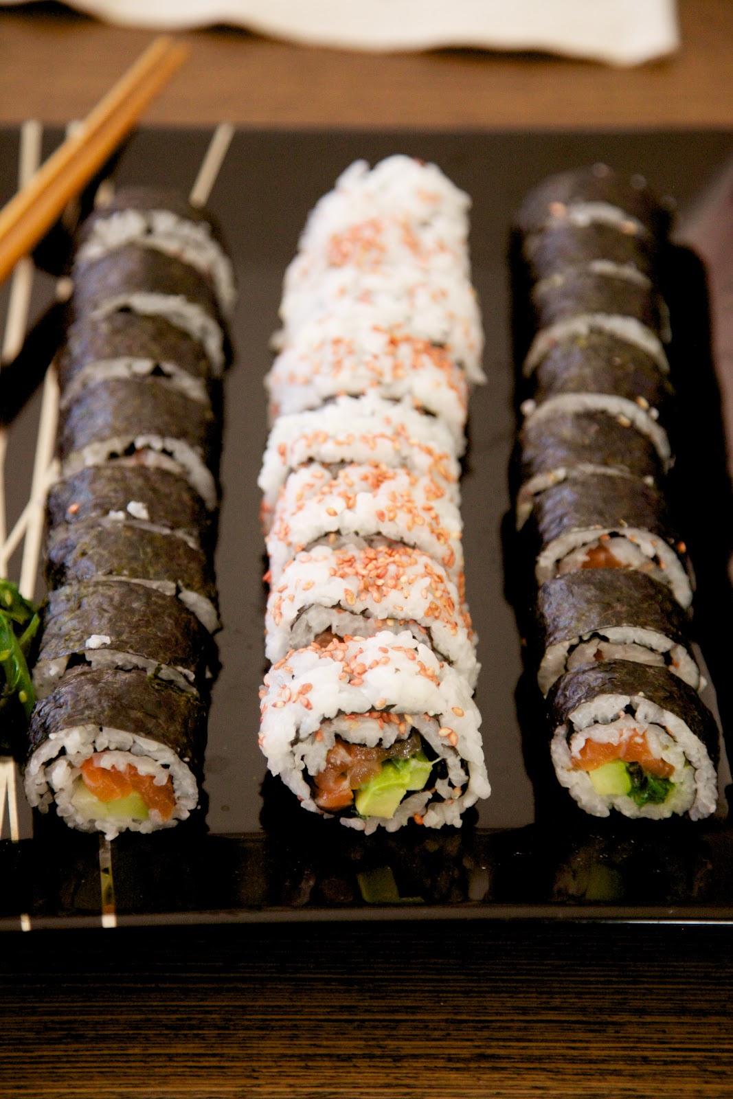 parim sushi tallinnas