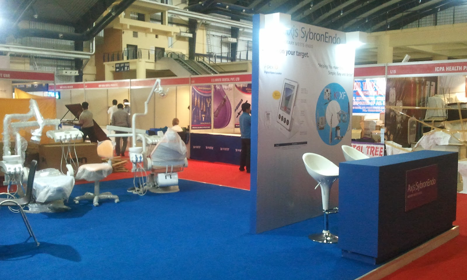 Exhibition Stall Suppliers In Bangalore : Amit chand exhibition stall designer fabricator in