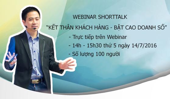 Short Talk Webinar 14/7/2016
