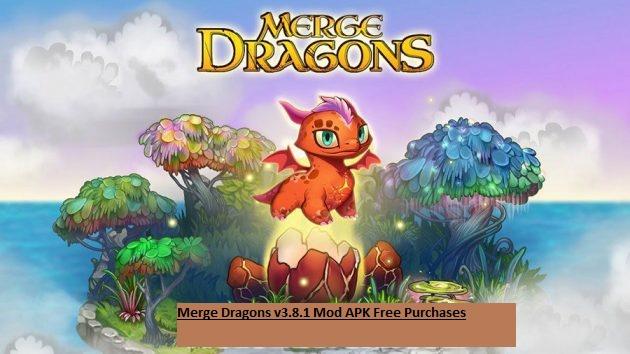 Merge Dragons v3.8.1 Mod APK Free Purchases