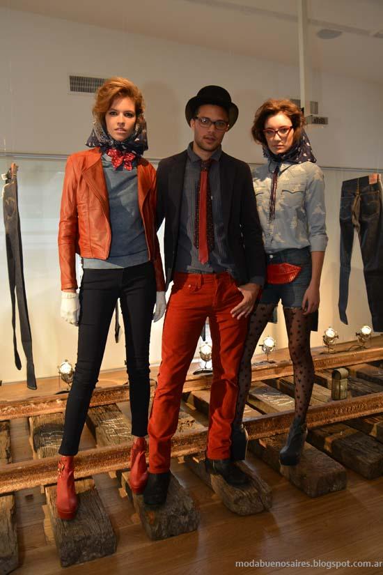 Levis otoño invierno 2013 moda