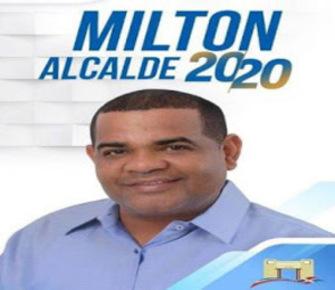 milton alcalde 2020