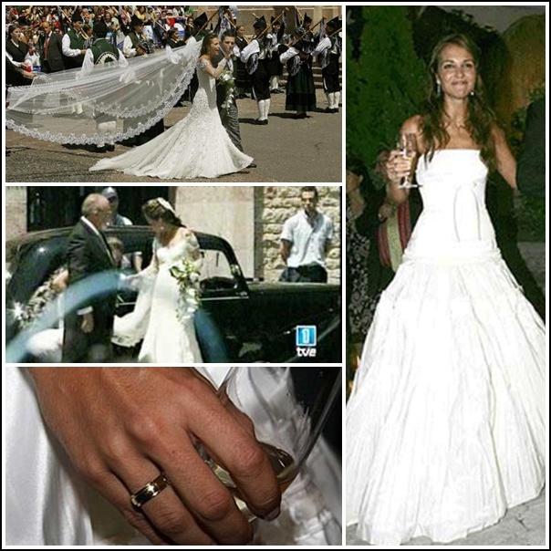 vestido boda paula echevarria rosa clara – vestidos de noche