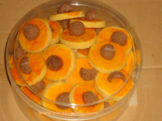 kue kering choco crunch