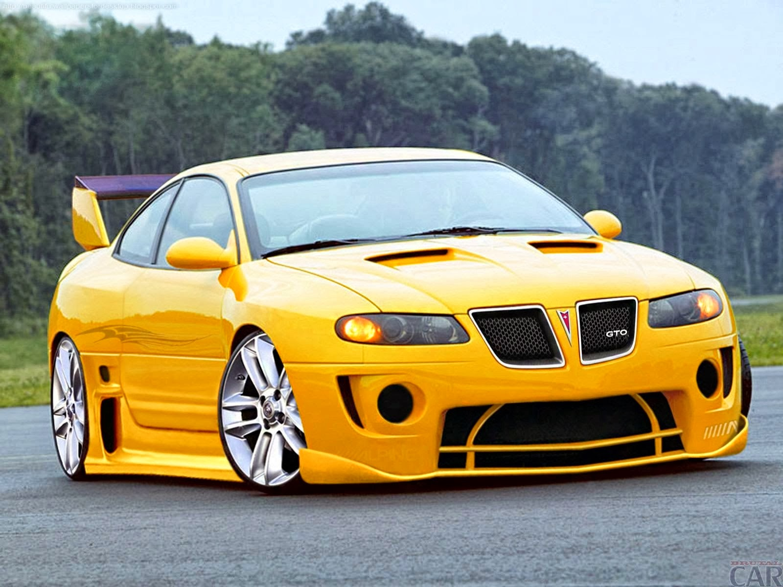 beautiful yellow cars wallpapers desktop ~ wallpaper